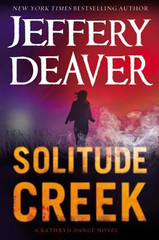 """Jeffery Deaver, """"the master of manipulation"""" (Associated Press) and """"the most creative, skilled and intriguing thriller writer in the world."""" (Daily Telegraph, UK) returns with the new, long-awaited, Kathryn Dance thriller.  A tragedy occurs at a small concert venue on the Monterey Peninsula. Cries of """"fire"""" are raised and, panicked, people run for the doors, only to find them blocked. A half dozen people die and others are seriously injured. But it's the panic and the stampede that killed; there was no fire.  Kathryn Dance--a brilliant California Bureau of Investigation agent and body language expert--discovers that the stampede was caused intentionally and that the perpetrator, a man obsessed with turning people's own fears and greed into weapons, has more attacks planned. She and her team must race against the clock to find where he will strike next before more innocents die."""