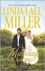 Will the marriage pact be fulfilled? Return to Mustang Creek, Wyoming, with #1 New York Times bestselling author Linda Lael Miller for more Brides of Bliss County!   Since Hadleigh, Melody and Bex—the best of best friends—entered into a marriage pact, two of them have found (and married) the men of their hearts. But Bex doesn't think she'll be as fortunate as the others. Her own first love died years ago in a faraway war, and Bex has lost hope for a happy marriage of her own. She concentrates on her business, a successful chain of fitness clubs, instead.   Then, when single father Tate Calder comes to Mustang Creek with his two sons in tow, who befriend Bex's eight-year-old nephew, she and the handsome, aloof newcomer are constantly thrown together. But is the marriage season over? Or can a man with doubts about love be the right husband for a woman who wants it all?