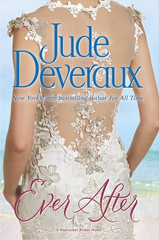 Jude Deveraux's eagerly awaited third novel in her blockbuster Nantucket Brides trilogy continues the spellbinding saga of the Montgomery-Taggerts, set on an island steeped in beauty and unforgettable romance.  Life is anything but perfect for Hallie Hartley, a young physical therapist who has given up nearly everything—even her love life—for her beautiful blonde stepsister, Shelly. Though Shelly's acting career has never taken off, she has certainly perfected the crocodile tears to get what she wants—which all too often means Hallie's boyfriends. When Hallie arrives home early from work one fateful day, she makes two startling discoveries that will turn her life upside down: Not only has a mysterious relative left Hallie a house on Nantucket, but Shelly has been trying to steal it. Desperate to put her troubles behind her, Hallie impulsively flies to Nantucket.  New trouble, however, has already settled into Hallie's guest room in the form of her newest client. Hallie is told that wealthy, young James Taggert has injured his leg in a skiing accident. Assuming that the devastatingly handsome man has led a charmed life, Hallie is surprised by Jamie at every turn throughout his recovery. His attentions draw her out of her shell—but he has a dark secret, and is tormented by nightmares that only her presence can keep at bay. She suspects there's more to his injury than he's letting on.  On this gorgeous island rich in history, magic is everywhere, even in Hallie's own backyard. As Jamie's relatives arrive for a wedding gala, something wonderfully unusual is in the air. There's an aura of romance—enhanced by a pair of matchmaking ghosts and a colorful island legend. In their own little corner of the world, Jamie and Hallie unravel the timeless secrets of their own hearts, and a very special story of True Love destined to last forever after.