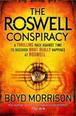 The Roswell Conspiracy Lochness Legacy The Ark The Vault
