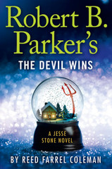 """Robert B. Parker's The Devil Wins"" (G.P. Putnam's Sons), by Reed Farrel Coleman  A nor'easter hits Paradise, Massachusetts, with a vengeance, burying the fictional coastal town in snow and collapsing a long-vacant industrial building on the edge of town. In the wreckage, police discover the fresh corpse of a man, his face obliterated by a shotgun blast.  The mystery deepens when workers clearing the debris discover two skeletons concealed under the building's floor. Paradise police officer Molly Crane takes one look and bursts into tears, knowing they have found her girlhood friends who vanished during their high school years.  Murder is bad for business in a town that relies on the tourist trade, so police chief Jesse Stone must solve the case quickly or risk losing his job.  This sets up the action in ""Robert B. Parker's The Devil Wins,"" veteran crime novelist Reed Farrel Coleman's second strong effort to revive the late Robert B. Parker's Jesse Stone series.  Parker, who wrote nine Jesse Stone novels, was best known for his 39 books featuring a Boston private eye named Spenser. In Parker's hands, the Stone novels were beautifully written in a distinctive style, but Jesse never emerged as a fully developed character. He was just Spenser with a drinking problem.  The first attempt to continue the Jesse Stone series, three poorly written novels by TV script writer Michael Brandman, are best forgotten. But in the new novel, Coleman does a remarkable job of developing the character, deepening our understanding of his struggle with the ghosts that haunt him.  This was no easy task because Coleman had to work within the constraints of the history that Parker created for Jesse, and because Jesse has always been resistant to introspection. As Coleman has put it in press interviews, ""I needed to find Jesse, and Jesse needed to find Jesse.""  The result is both a fine mystery story and a satisfying portrait of an emerging character that readers will look forward to hearing more from soon."