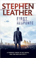 From the bestselling author of the Spider Shepherd and Jack Nightingale series comes First Response, the utterly addictive new thriller by Stephen Leather.  London is under siege. Nine men in suicide vests, primed to explode, hold hostages in nine different locations and are ready to die for their cause.  Their mission - to force the Government to release jihadist prisoners from Belmarsh Prison. The deadline - 6pm. Today.  But the bombers are cleanskins, terrorists with no obvious link to any group, and who do not appear on any anti-terror watch list. What has brought them together on this one day to act in this way?  Mo Kamran is the Superintendent in charge of the Special Crime and Operations branch of the Met. As the disaster unfolds and the SAS, armed police, and other emergency services rush to the scenes, he is tasked with preventing the biggest terrorist outrage the capital has ever known.  But nothing is what it seems. And only Kamran has the big picture. Will anyone believe him?  A chillingly plausible and pulse-pounding depiction of how London might be held to ransom in a concerted terrorist attack: this is thriller writing at its very best.