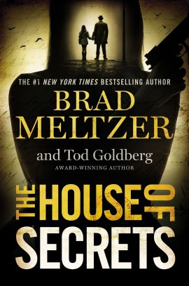 """Brad Meltzer has never been shy about dropping comic book references into his best-selling thriller novels. But for his most recent book, the writer put DC Comics history right on the cover.  Out this week is """"The House of Secrets,"""" a new novel written by Meltzer with Tod Goldberg that stakes new ground in the novelist's run of political-based suspense stories. This time out, Meltzer takes a page from his own life as TV host of History's """"Decoded"""" by spinning a story of the daughter of a conspiracy cable show host who gets caught up in her own mystery plot. Aside from pulling the title directly from the classic DC Comics horror series, the author said this book is his most meta novel ever, as it plays with both his own personal history, and the building blocks of the thriller genre.  In a wide-ranging discussion with CBR News, the writer opens up on how he had to get self critical to make """"The House of Secrets"""" work, why he's better at universe-building now than he's ever been, whether he'll ever make it to superhero TV and what the legacy of his breakout superhero mystery """"Identity Crisis"""" will be in the wake of a more hopeful DC Universe post-Rebirth."""