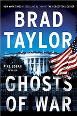 World War is on the horizon in New York Times bestselling author Brad Taylor's tenth heart-pounding Pike Logan thriller.  The Taskforce has stopped countless terrorist threats across the globe, operating outside of US law to prevent the death of innocents. But now, along the fault lines of the old Iron Curtain, the danger is far greater than a single attack. With Russia expanding its influence from Syria to the Baltic States, the Taskforce is placed on stand-down because of the actions of one rogue operator.  Meanwhile, Pike Logan and Jennifer Cahill travel to Poland, hired to verify artifacts hidden for decades in a fabled Nazi gold train, only to find themselves caught amid growing tensions between East and West. A Russian incursion into Belarus under the facade of self-defense is trumped by a horrific attack against the United States, driving NATO to mobilize even as it tries to determine who is behind the strike.  On the brink of war, Pike and Jennifer discover that there is a separate agenda in play, one determined to force a showdown between NATO and Russia. With time running out, and America demanding vengeance, Pike and Jennifer race to unravel the mystery before a point of no return is reached. Unbeknownst to them, there is another attack on the way.  One that will guarantee World War III.