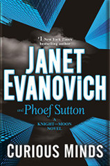 NEW YORK TIMES BESTSELLER • Janet Evanovich, bestselling author of the Stephanie Plum series, teams up with Emmy-winning writer Phoef Sutton for a brand-new series of mysteries featuring Emerson Knight and Riley Moon, a dynamic duo with instant and undeniable chemistry.   Emerson Knight is introverted, eccentric, and has little to no sense of social etiquette. Good thing he's also brilliant, rich, and (some people might say) handsome, or he'd probably be homeless. Riley Moon has just graduated from Harvard Business and Harvard Law. Her aggressive Texas spitfire attitude has helped her land her dream job as a junior analyst with mega-bank Blane-Grunwald. At least Riley Moon thought it was her dream job, until she is given her first assignment: babysitting Emerson Knight.   What starts off as an inquiry about missing bank funds in the Knight account leads to inquiries about a missing man, missing gold, and a life-and-death race across the country. Through the streets of Washington, D.C., and down into the underground vault of the Federal Reserve in New York City, an evil plan is exposed. A plan so sinister that only a megalomaniac could think it up, and only the unlikely duo of the irrepressibly charming Emerson Knight and the tenacious Riley Moon can stop it.