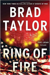 Former Delta Force officer and New York Times bestselling author Brad Taylor delivers a relentlessly fast-paced, gripping thriller featuring Taskforce operators Pike Logan and Jennifer Cahill as they come face-to-face with an insidious threat to strike terror into the heart of America.    Fifteen years ago, in order to win a contract in the Kingdom, a desperate defense contractor used a shell company to provide a bribe to a wealthy Saudi businessman. Now a powerful player in the defense industry, he panics when the Panama Papers burst onto the public scene. Providing insight into the illicit deeds of offshore financing, they could prove his undoing.   To prevent the exposure of his illegal activities, he sets in motion a plan to interdict the next leak, but he is not the only one worried about spilled secrets. The data theft has left the Taskforce potentially vulnerable, leaving a trail that could compromise the unit. Back in the good graces of the new president, Pike Logan and Jennifer Cahill are ordered to interdict the next leak as well, in order to control the damage.   Unbeknownst to either group, the Saudi has been using the shell company to fund terrorists all over the world, and he has a spectacular attack planned, coinciding with the fifteenth anniversary of 9/11. The information Pike and Jennifer uncover will put them on the trail of the imminent threat, but it's one that they might be unable to stop.   Called Ring of Fire, it will cause unimaginable destruction across the United States, and the ensuing chaos and terror will distract the Taskforce from a truth no one sees: Ring of Fire was only the beginning, and the danger is far from over.