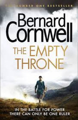 The eighth novel in Bernard Cornwell's epic and bestselling series on the making of England and the fate of his great hero, Uhtred of Bebbanburg. BBC2's major Autumn 2015 TV show THE LAST KINGDOM is based on the first two books in the series. In the battle for power, there can be only one ruler. The ruler of Mercia is dying, leaving no apparent heir. His wife is a born leader, but no woman has ever ruled over an English kingdom. And she is without her greatest warrior and champion, Uhtred of Bebbanburg. An empty throne leaves the kingdom exposed to rival West Saxons and to the Vikings, who are on a bloody rampage once more. A hero is needed, a hero who has been in battle all his life, who can destroy the double threat to Mercia. A hero who will ultimately decide the fate of a nation..