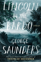 It's hard enough to summarize a short story by George Saunders, whose strange and empathetic tales could constitute their own genre (comic dystopian realism, maybe). He's been understandably tight-lipped, then, about his first full-length novel, Lincoln in the Bardo, the cover of which you can see here. Per Random House's tantalizing catalogue copy, the book, which will come out early in 2017, sees Abraham Lincoln's preteen son Willie die in 1862, at the height of the Civil War, and the president sneaking out to the crypt to cradle Willie's body; journeys into a Buddhist netherworld ensue. We reached Saunders to find out a little bit more, and he graciously called in from a rest stop in Wyoming
