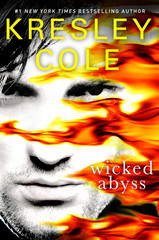 "This fairy tale doesn't end with a kiss… A spellbinding Immortals After Dark tale from #1 New York Times bestselling author Kresley Cole!  The terrifying king of hell...  As a boy, Abyssian ""Sian"" Infernas had his heart shattered by a treacherous fey beauty who died before he could exact vengeance. Millennia later, a curse has transformed him into a demonic monster—just as she's been reincarnated. Sian captures the delicate but bold female, forcing her back to hell.  Meets his match.  Princess Calliope ""Lila"" Barbot's people have hated and feared Abyssian and his alliance of monsters for aeons. When the beastly demon imprisons her in his mystical castle, vowing revenge for betrayals she can't remember, Lila makes her own vow: to bring down the wicked beast for good.  Can two adversaries share one happily-ever-after?  As Calliope turns hell inside out, the all-powerful Sian finds himself defenseless against his feelings for her. In turn, Lila reluctantly responds to the beast's cleverness and gruff vulnerability. But when truths from a far distant past are revealed, can their tenuous bond withstand ages of deceit, a curse, and a looming supernatural war?"