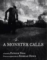 AudioBook: A Monster Calls by Patrick Ness