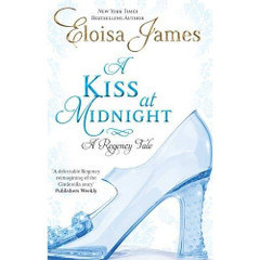 AudioBook: A Kiss at Midnight by Eloisa James