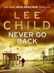 AudioBook: Never Go Back, by Lee Child