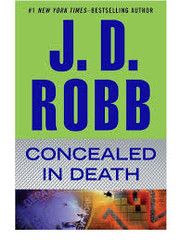 AudioBook: Concealed  in Death, by J D Robb