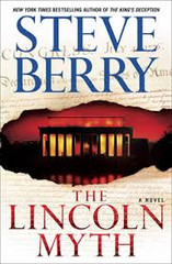 AudioBook: The Lincoln Myth by Steve Berry