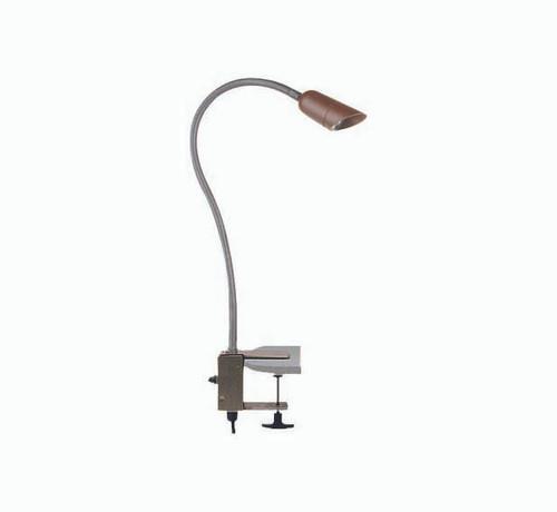 Mini Bullet Light with Flex Arm Base Mount