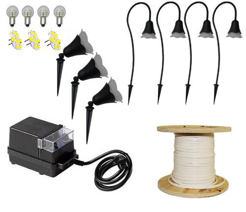LED 7 Flower Light Pack