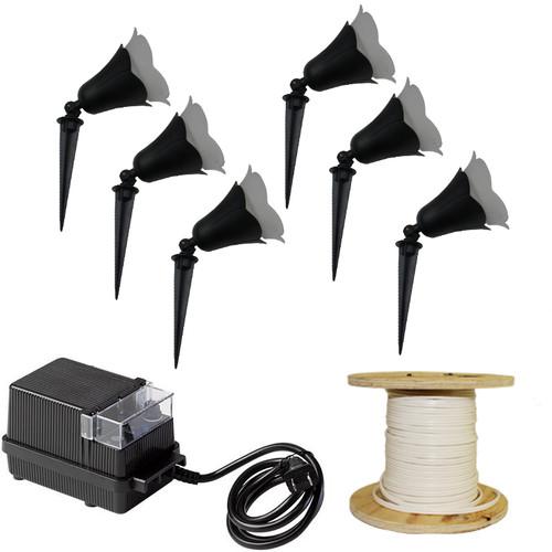 LED 6 Flower Accent Light Kit