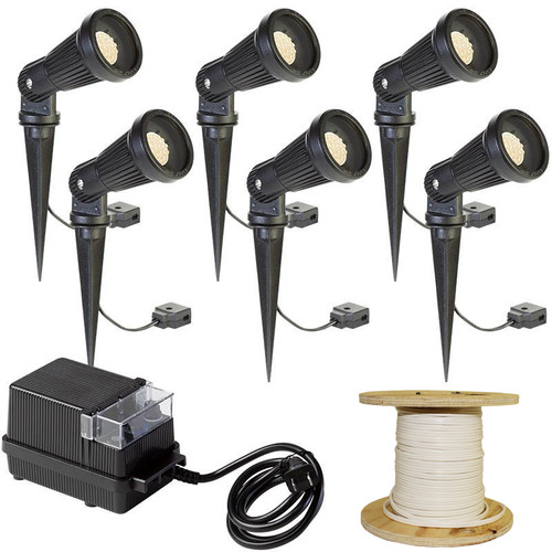 LED 6 Light Landscape Kit LED-6KIT-002