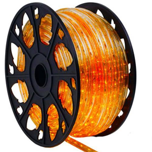 Orange LED Rope Light Spool