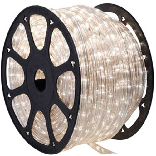 Moon White LED Rope Light Spool
