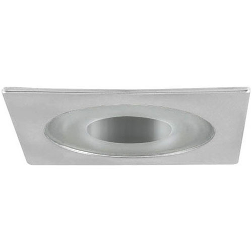 """12V 3"""" Shower Trim with Semi-Frosted Lens B1395"""