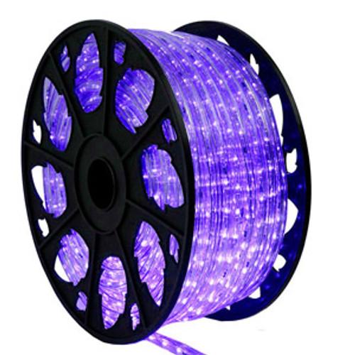 Purple LED Rope Light Spool