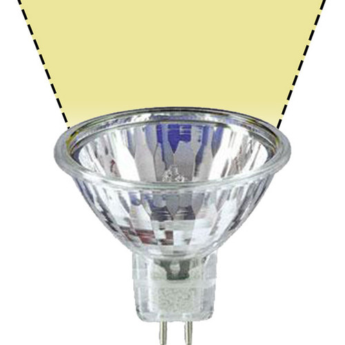 12V 20w Clear Halogen MR16 BAB SureColor Flood Light Bulb