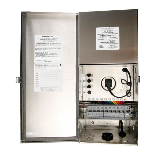 900w Outdoor Rated Multi-Tap Transformer PTXKM22-900
