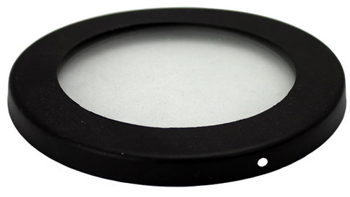 333 Series Black Flat Cover