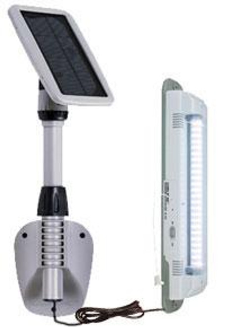 led solar flexarm spotlight with clip on stem fssp 29 by aql. Black Bedroom Furniture Sets. Home Design Ideas