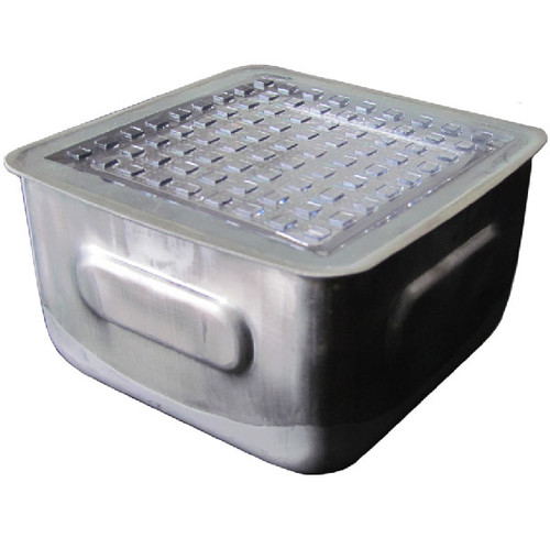 "3.9"" Square Solar LED Accent Paver Light SL8"
