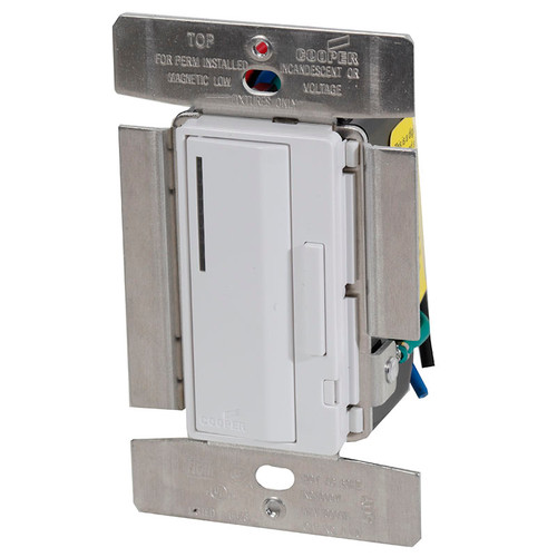 Smart Dimmer Multi-Location Master AIM10 (shown in white)
