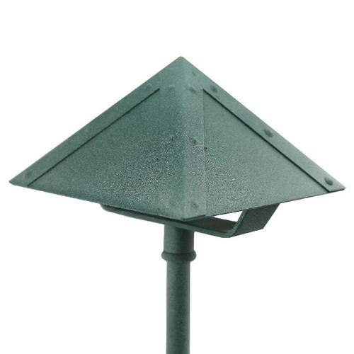 Pyramid Area Light PA003 (shown in verdi)
