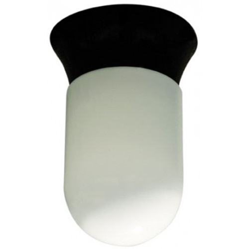 120V Fluorescent Surface Mount Jar Ceiling Light - W4850-GU/13 - DABMAR