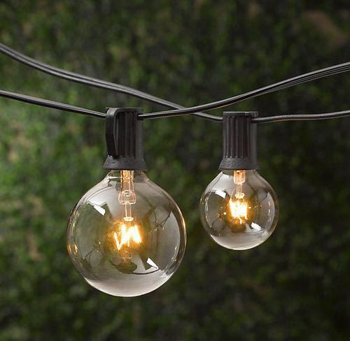 Quality Outdoor String Lights : Decorative Light Strings - LED / Incandescent