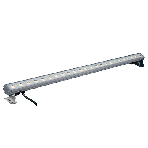 120v led adjustable linear slim high power wall washer ip65 by ledlinc Exterior linear led lighting