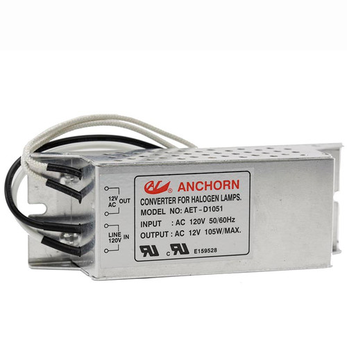 12V 105w AC Indoor Transformer - CPT105