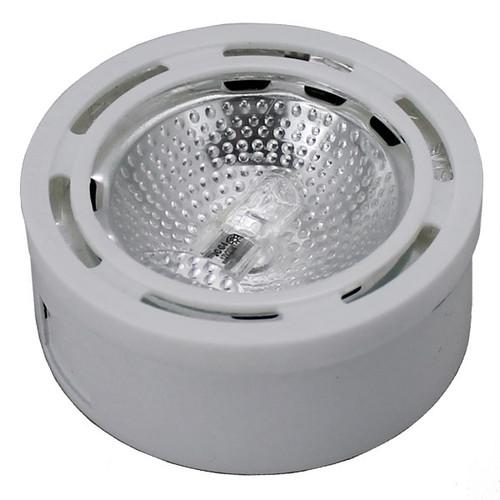 Halogen Puck Light CHP1 in white