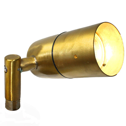 Shown in Raw Brass