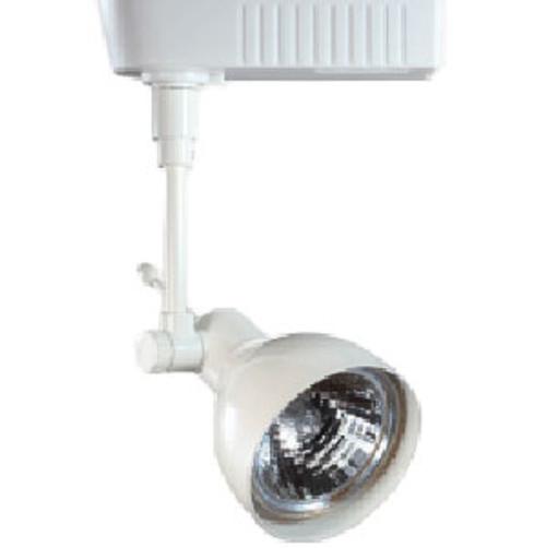 White 12V High Tech Swivel Track Light CTV130