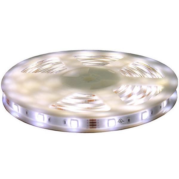 Under Cabinet Led Flexible Light Strip Kit 500 Cm: LED Cool White 16 FT Tape Light Kit
