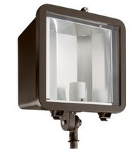 CFL-SP-101 Spot Floodlight in bronze