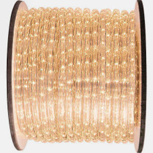 Warm White LED Rope Light 150 FT
