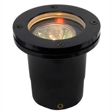 In Ground Well Light PGC3B (Black Open Face Cover)