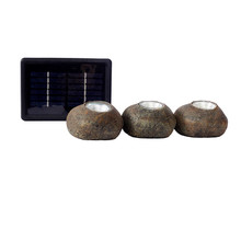 LED 3 Rock Solar Light Kit (PLEG-ROCK-SKG) Kit