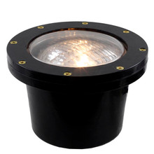 12v LED Enclosed In Ground Well Light LEDGC-4B Open Face