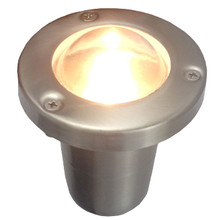 Open Face Stainless Steel In Ground Well Light