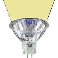 12V 20w Clear Halogen MR16 BAB AQL Flood Light Bulb