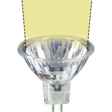 12V 35w Clear Halogen MR16 FRB-S SureColor Tight Spot Light Bulb