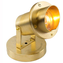 LED Brass Underwater Light LEDU916